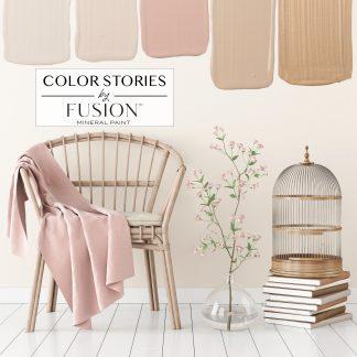 Fusion Color Stories